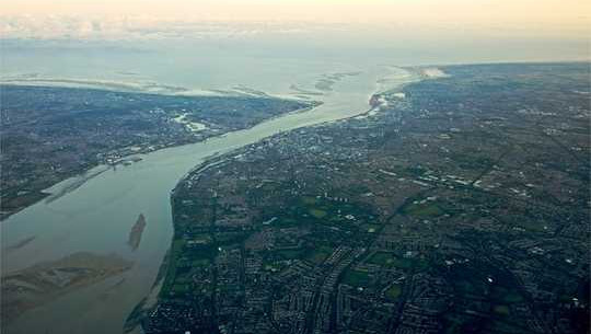 Huge Tidal Power Plant On The Mersey Could Make Liverpool A Renewable Energy Hotspot