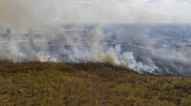 Amazon-brande lok boere in armoede en begin om meer brande aan te wakker
