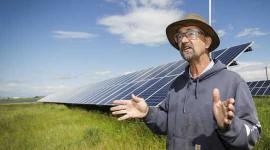 At tale om energiforandringer kunne ødelægge klimaændringerne