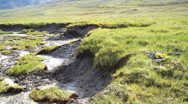 The Irreversible Emissions Of A Permafrost Tipping Point