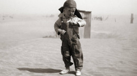 A Second Us Dust Bowl Would Hit World Food Stocks